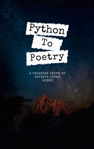 Python To Poetry