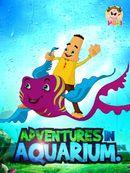 Kids Story adventures in aquarium by Pari