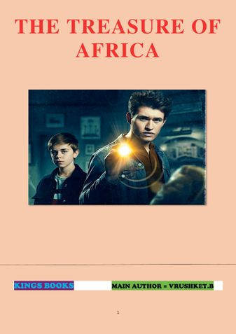THE TREASURE OF AFRICA