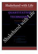 Quantitative Techniques 100  MCQ