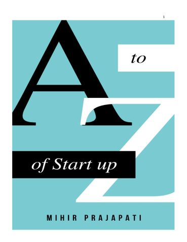 A to Z of Start up