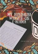 My Kundalini website on e-reader