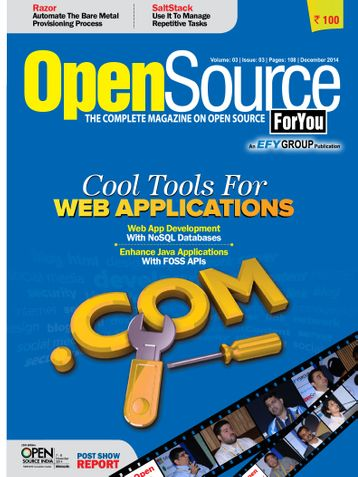Open Source For You, December 2014