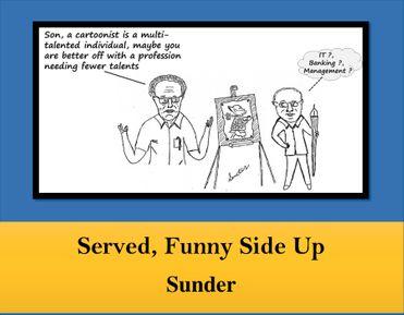 Served, Funny Side Up
