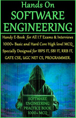 Hands on Software Engineering (1000 MCQ E-Book)