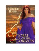 Storm On The Horizon, a paranormal Regency romance novella