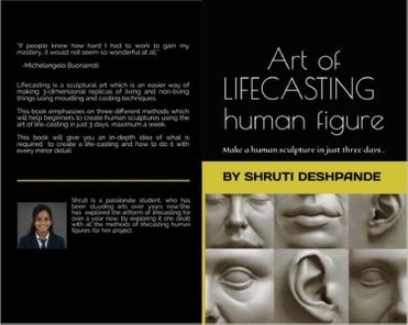 ART OF LIFE-CASTING HUMAN FIGURES