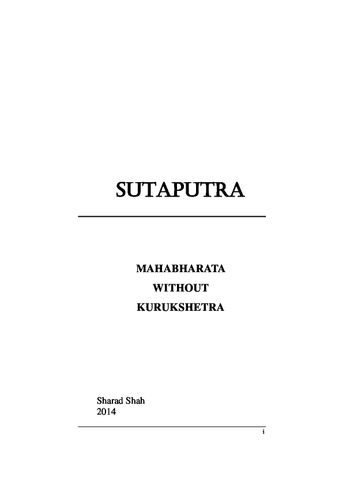 SUTAPUTRA