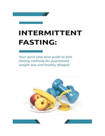 Intermitted Fasting 8:16