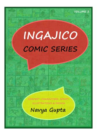 Ingajico Comic Series - Volume 2