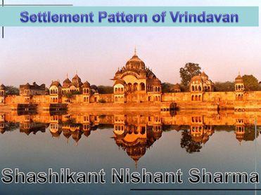 Settlement of Vrindavan