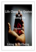 Life Changing Quotes & Thoughts (Volume 102)